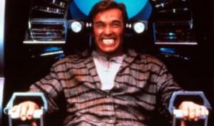 Arnold, el primer e-turista, durante la beta de BadgeCulture