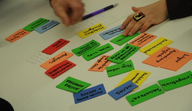 BadgeCulture: focus group