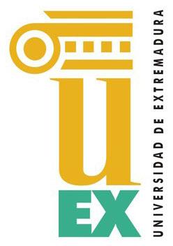 Universidad de Extremadura Logo