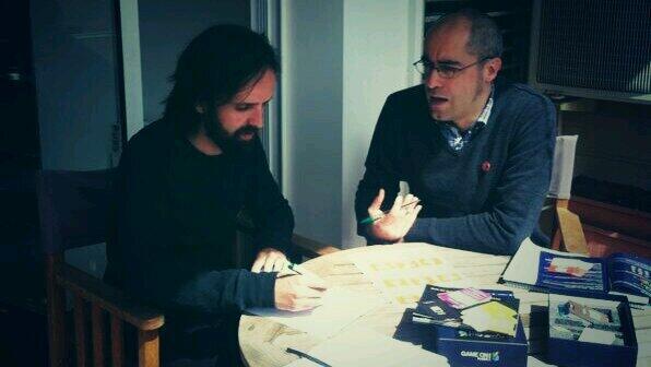 Flavio and Jordi of Gecon.es
